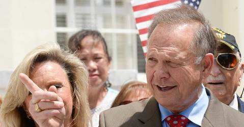 Why Roy Moore is surging in Alabama