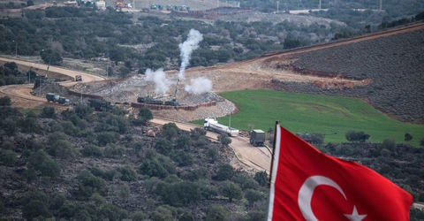 Turkey upends US Syria strategy with attack on YPG
