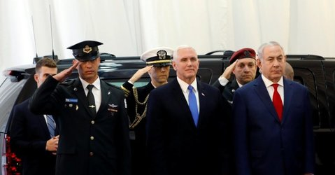U.S. Embassy in Israel to Move to Jerusalem by End of 2019