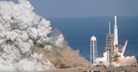 SpaceX's Falcon rocket is a tremendous step toward reasserting American leadership in space