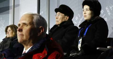 North Korea is a murderous regime, why is the media glamorizing it at the Olympics?