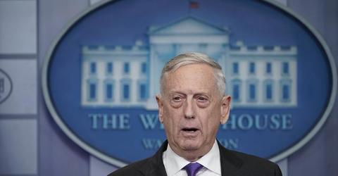 Mattis approves sending 4,000 National Guard troops to border