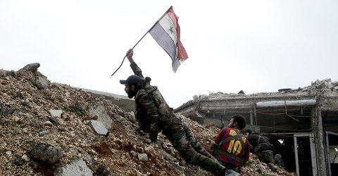 In Syria we need strength, not another war