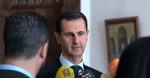 Syria's Assad picked the wrong time to launch a chemical attack on civilians