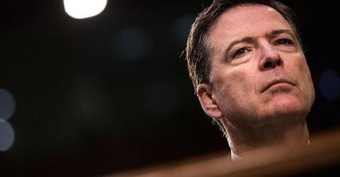 Trump calls ex-FBI Director James Comey 'slippery' and 'WORST FBI Director in history