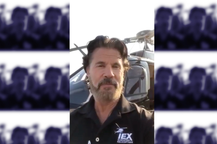 Lorenzo Lamas calls into Dee Snider's Ride benefiting Melissa's Wish!