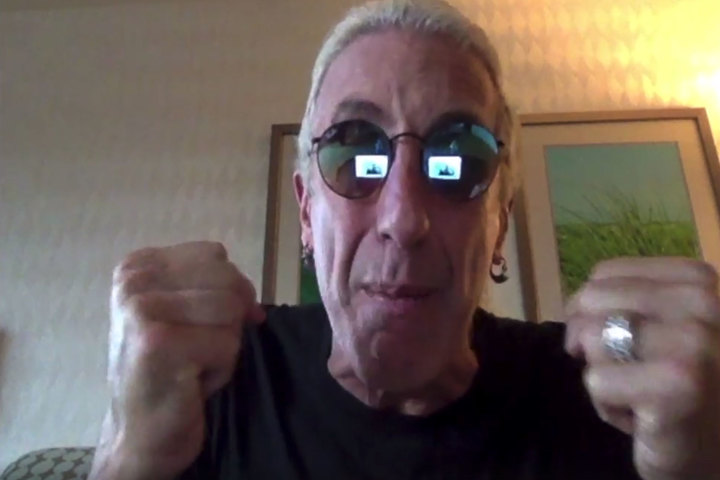 Dee's final reminder about the 2018 Dee Snider's Ride
