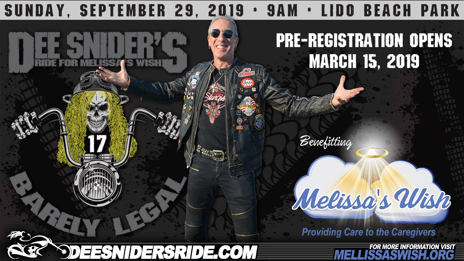 2019 Ride Pre-Registration