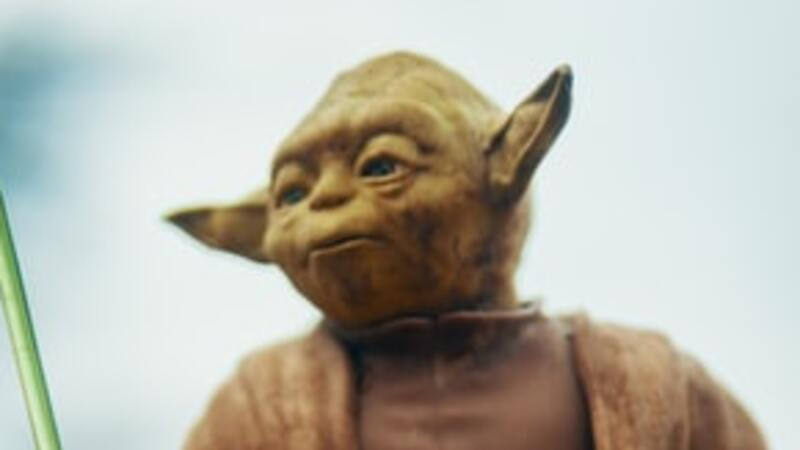 Baby Yoda is inspiring more social media chatter than Democratic candidates