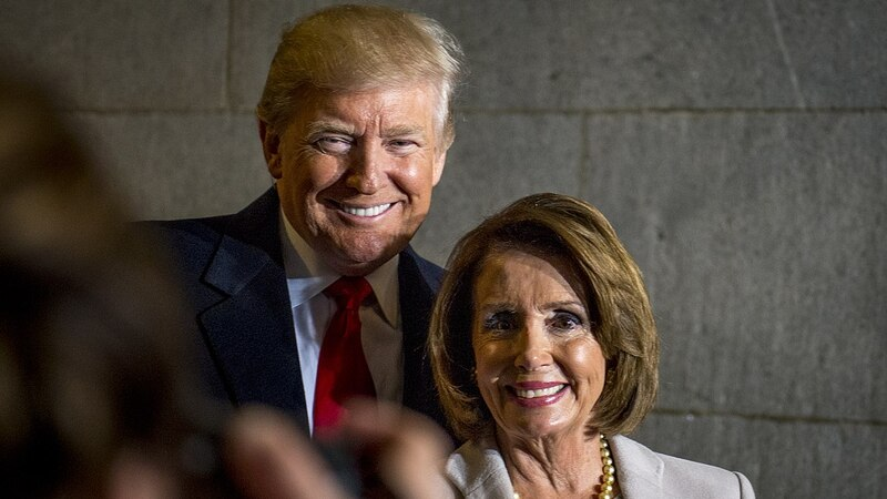 "Pelosi ""Has The Right"" To Submit Trump To An ""Involuntary Evaluation"