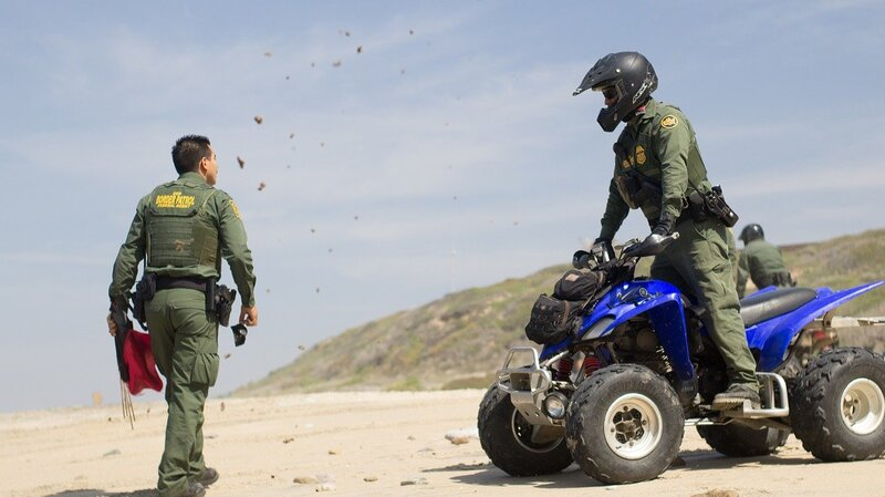 Crews Rescue 5 From Flooded Drainage Pipe At San Diego-Mexico Border