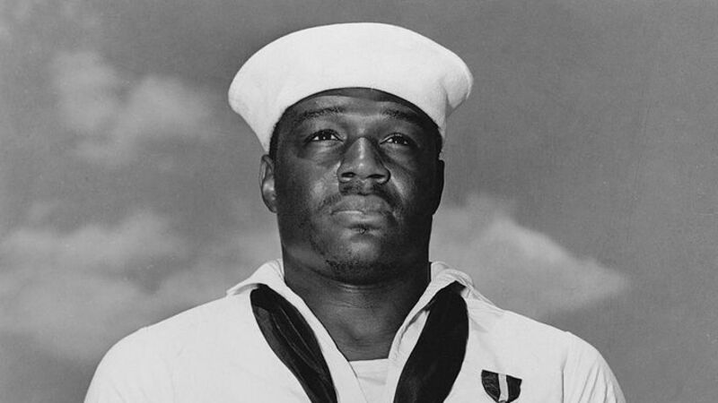 New Carrier To Be Named In Honor Of Pearl Harbor Hero Doris Miller, First Black Recipient  Of Navy Cross