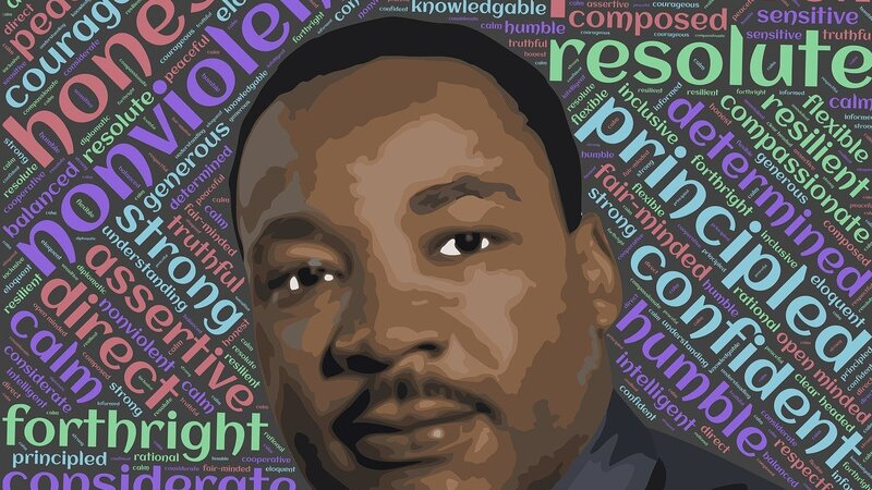 Martin Luther King Day  2020 - Let's Make Every Day A Day Of Service!