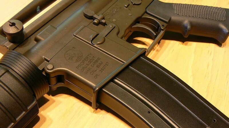 Virginia's House Has Just Banned The AR-15