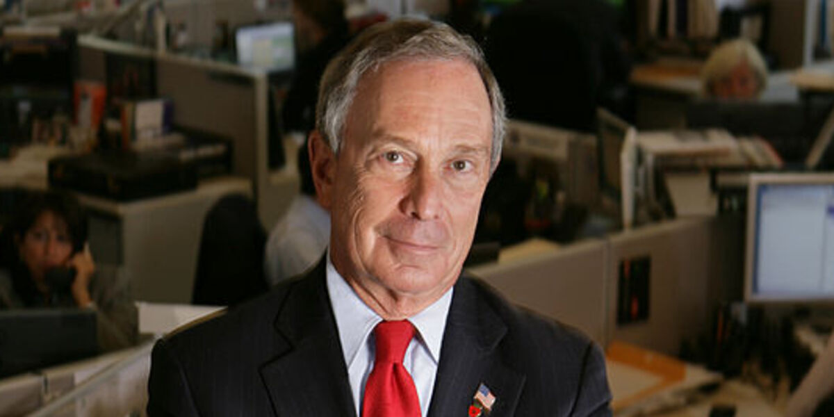 Staffers On Michael Bloomberg's Campaign Are Losing Their Jobs In The Middle Of A Pandemic