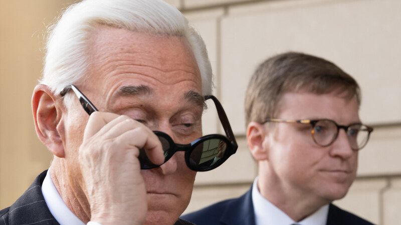 Opinion:Why President Trump Can't Pardon Roger Stone