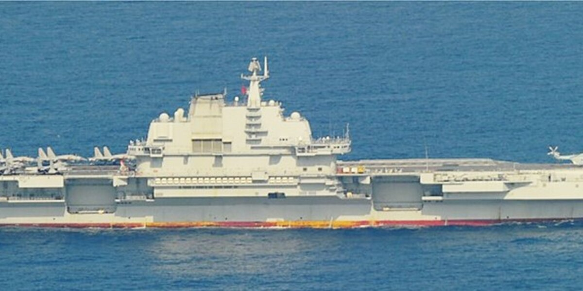 Chinese Naval Base In Africa Set To Support Aircraft Carriers