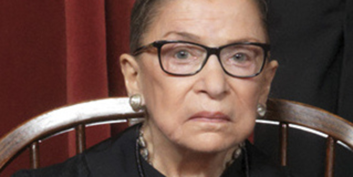 Justice Ruth Bader Ginsburg Waited 4 Months To Say Her Cancer Had Returned