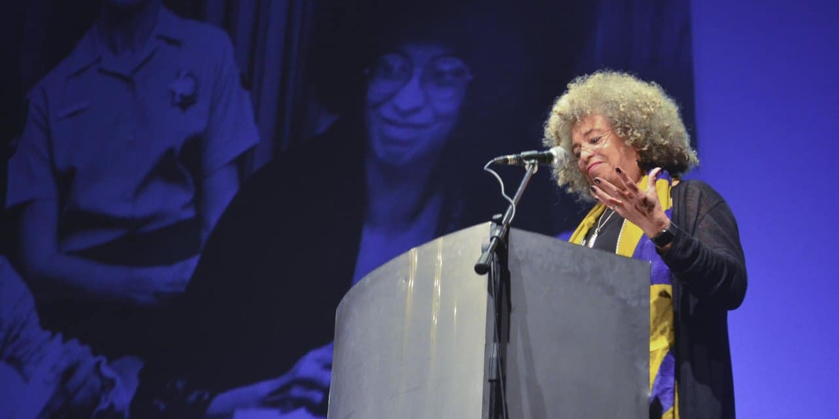 Marxist Activist Angela Davis: Riots Are 'Rehearsals For Revolution'