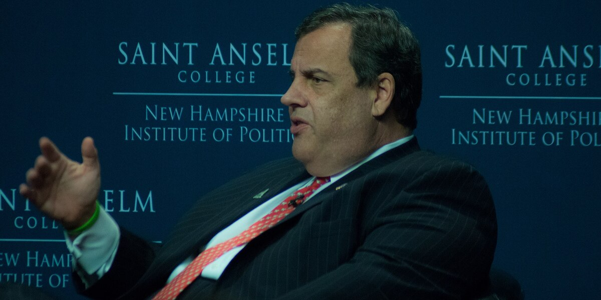 Chris Christie: Biden Faces 'Real Danger' If First Debate With Trump Reflects 'Average-At-Best' Primary Performance