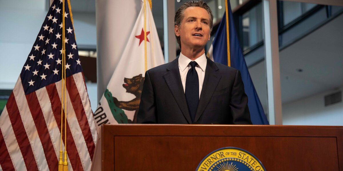 Gavin Newsom Recall Election Is Turning Into Landslide, Poll Shows