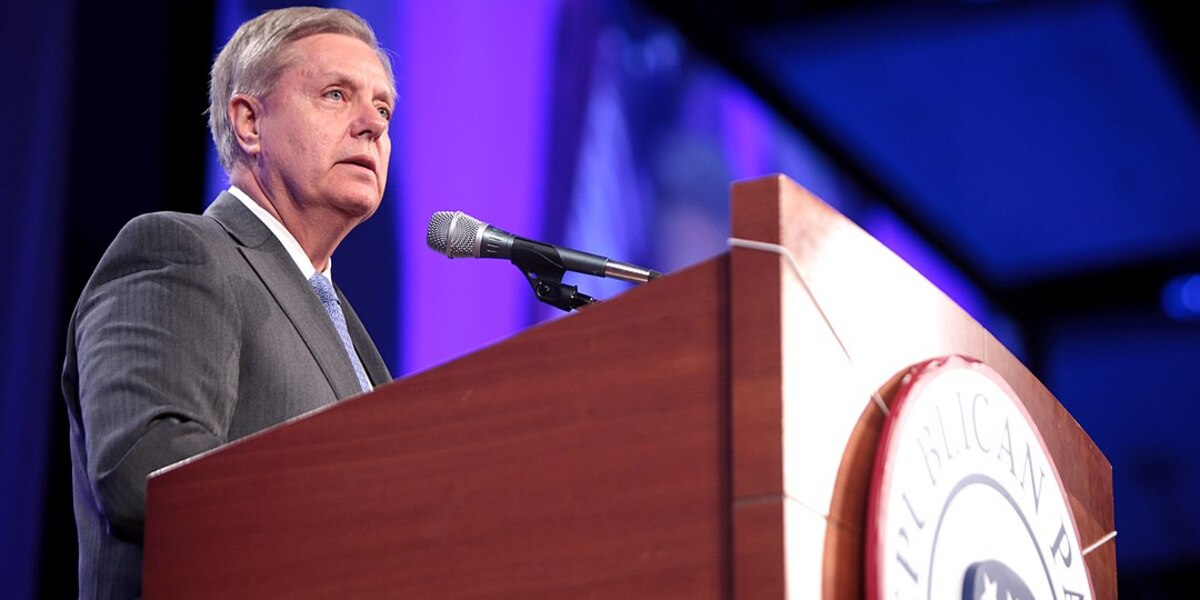 Graham Holds 6-Point Lead In Senate Race: Poll