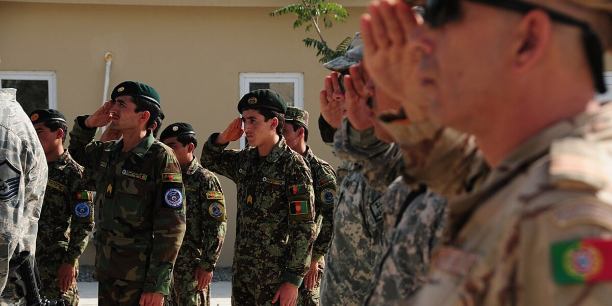 US Has Started Preparing To Withdraw From Afghanistan, Top General Says