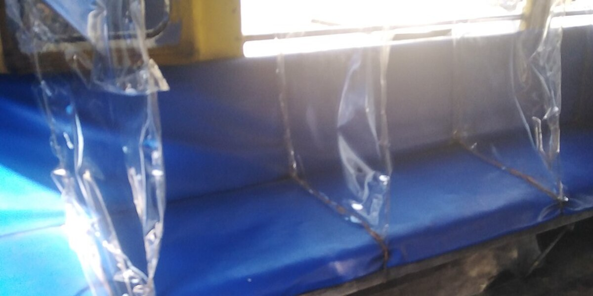 Plexiglass Barriers Are Everywhere, But They're Probably Useless