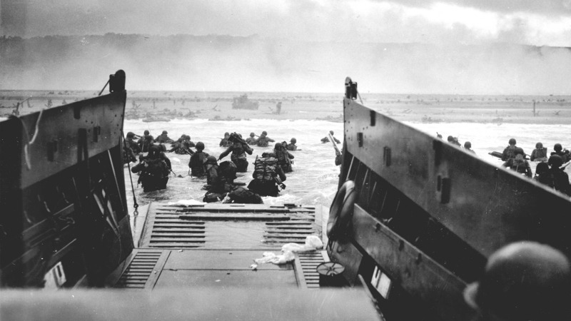 What Was D-Day? A President's Son Reflects