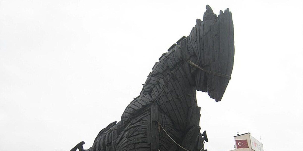 Did Archaeologists Find The Trojan Horse?