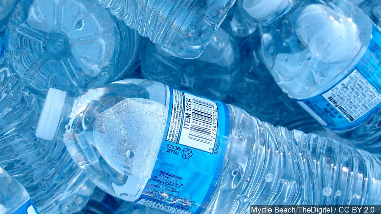 Bottled Water Sales Set For Another Record In 2018 | DYNAMIC