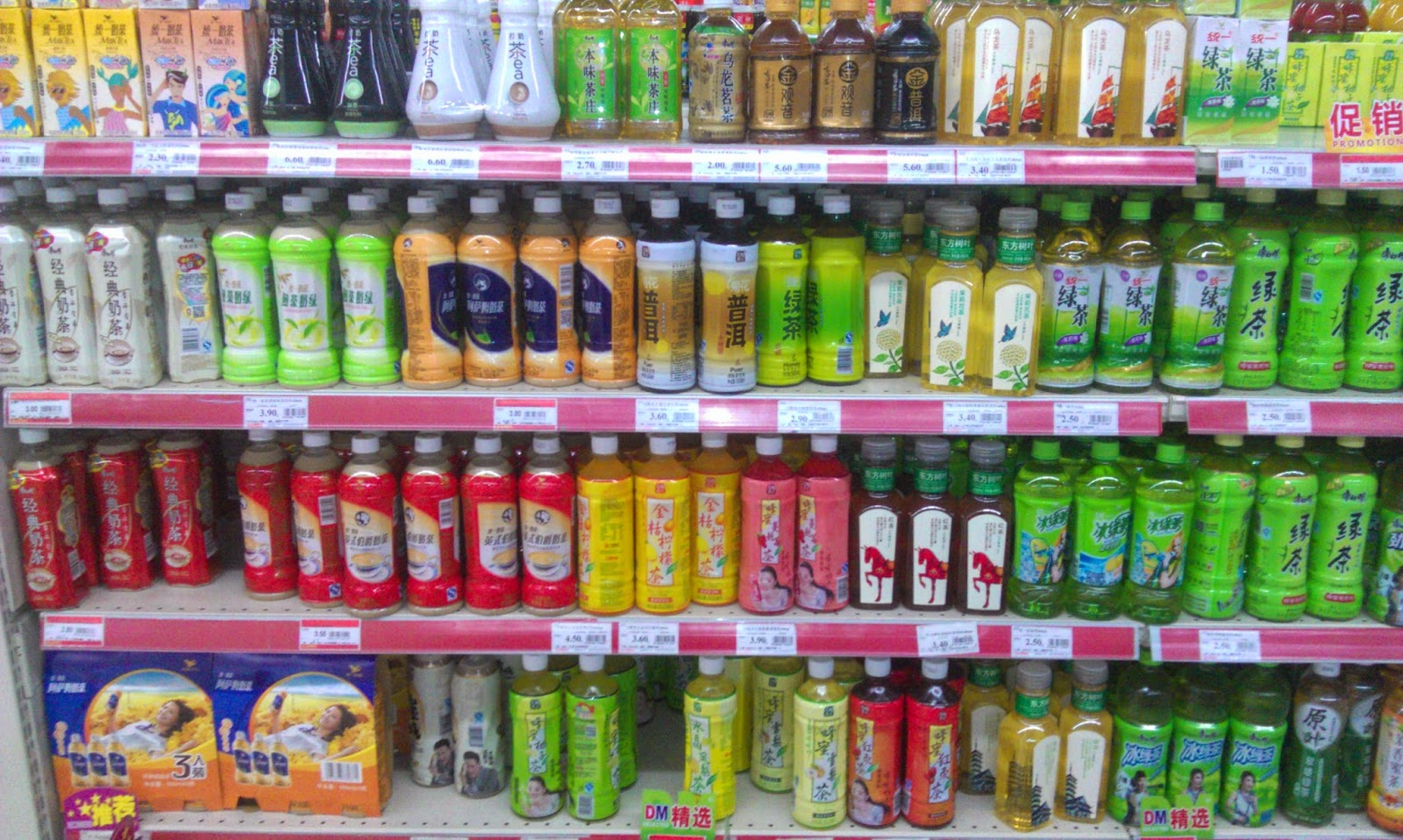 Beyond Soda: How and Why Your Beverage Options Are Exploding