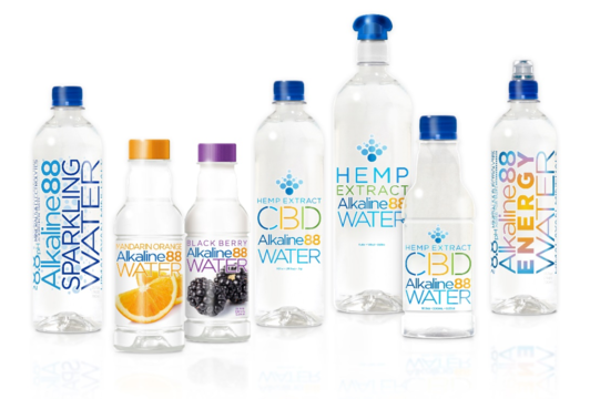 The Alkaline Water Company Inc Launches A88 Infused Beverage Division