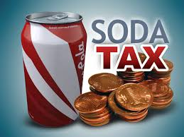 Big Soda And The Ballot: Soda Industry To Combat Taxes