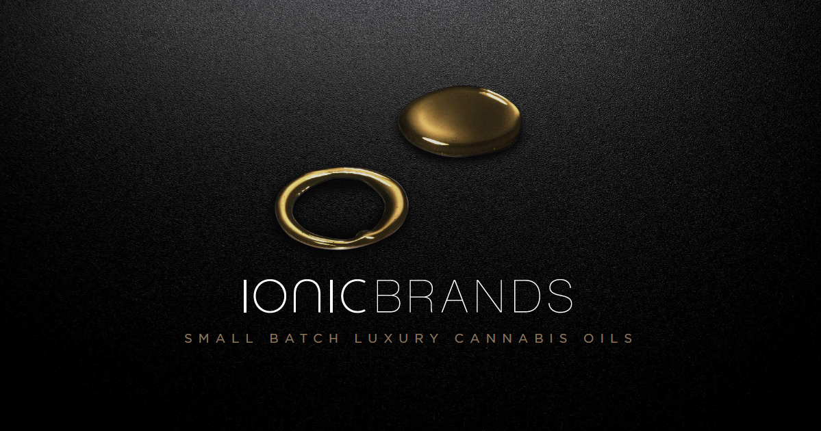 Cannabis Concentrates Company IONIC BRANDS Starts Trading on the Canadian Securities Exchange Under Ticker Symbol IONC