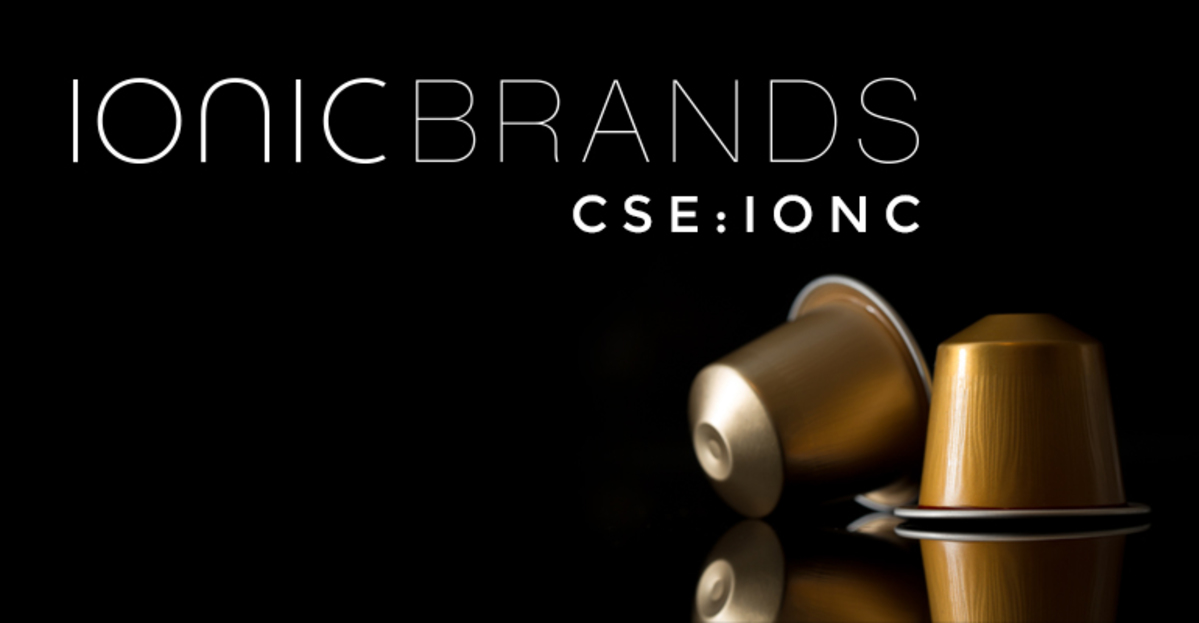 Ionic Brands (CSE: IONC) Secures Two Coffee Patents, Enters Infused Beverage Market