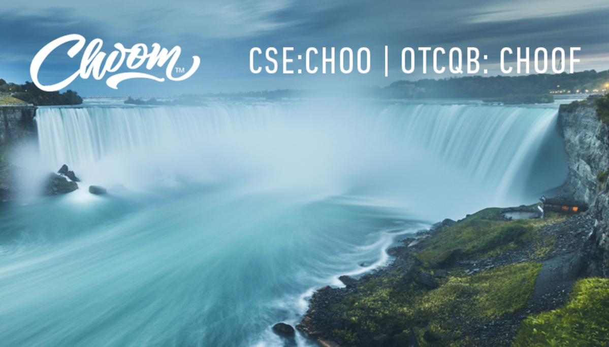 Choom (CSE: CHOO; OTCQB: CHOOF) Opens First Ontario Store