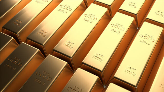 Gold is Goldman Sachs' 'Favorite Commodity', BUT…