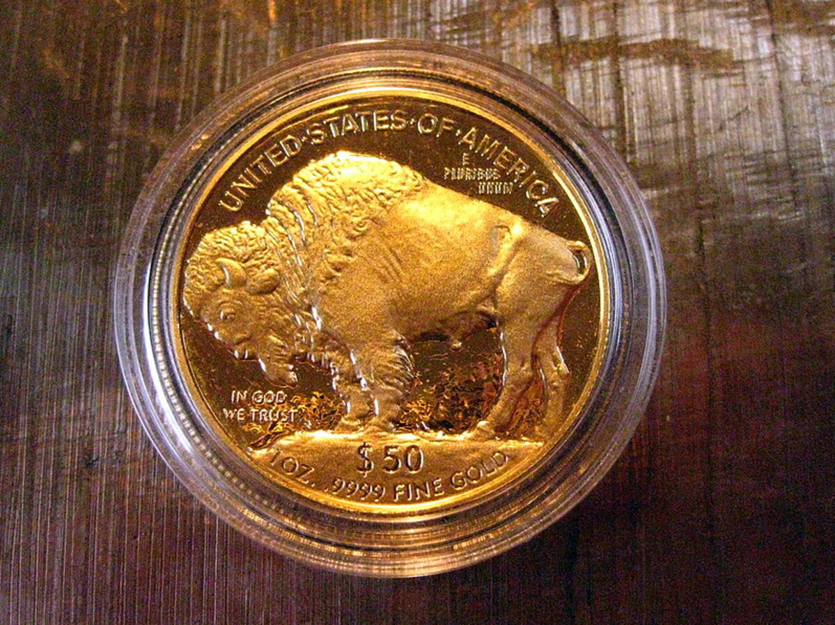 U.S. headed towards 'bankruptcy'; Gold will protect you, everything else will 'get crushed'