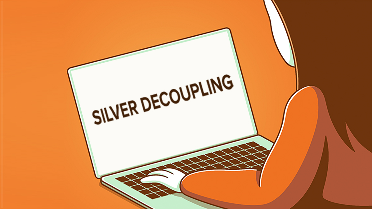 Silver Decoupling: History's Greatest Commodity Re-Pricing About To Begin