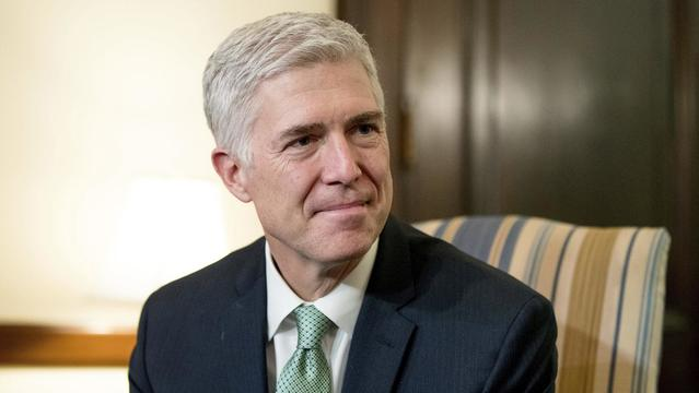 Why His Peers Support Neil Gorsuch for the Supreme Court