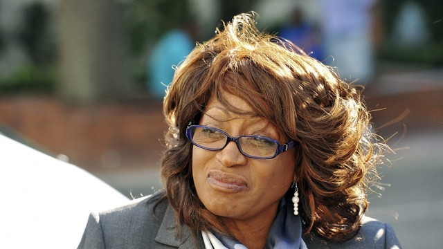 Ex-congresswoman may spend rest of life in prison for fraud
