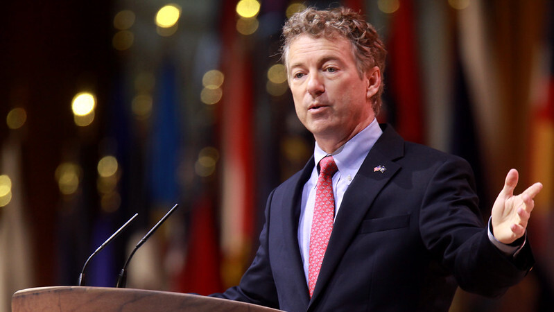 Rand Paul Torches Media on 'Whistleblower': 'Do Your Job and Print His Name'