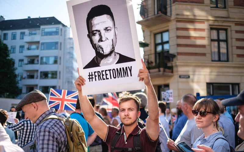 British Journalists Requests Asylum After Being Politically Detained