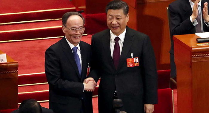 Dissident: China plans stealth operation to topple Trump in 2020
