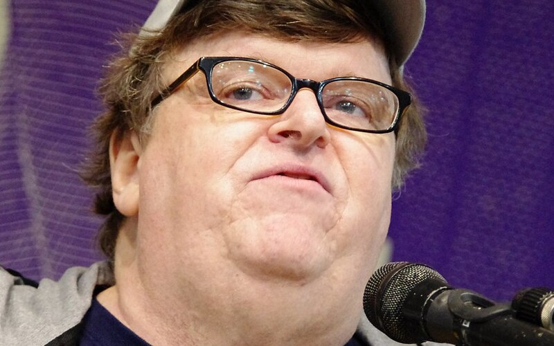 Zeroes all? Columnist credits Michael Moore for getting Democrat crisis