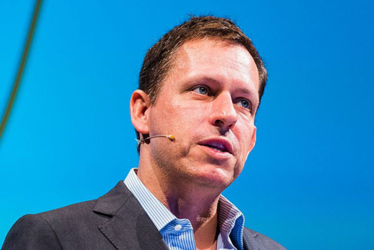 Thiel: 'Investigate' Google's ties with Chinese military