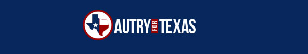 Autry for Texas
