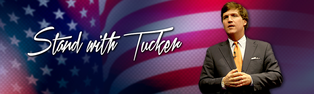 Stand with Tucker