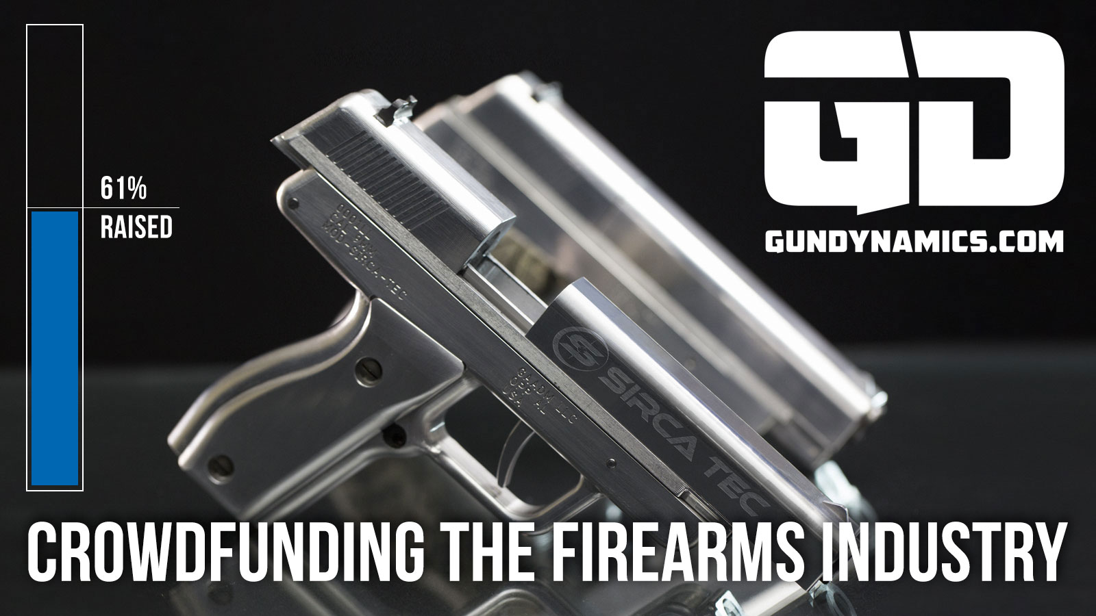 RETURN FIRE: FIRST-EVER CROWDFUNDING PLATFORM FOR FIREARMS AND FIREARM PRODUCTS